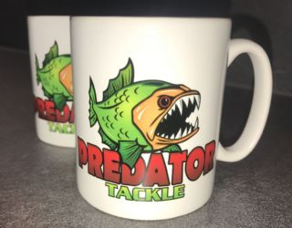 Predator Tackle Mugs